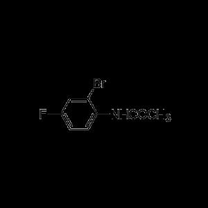 2-Bromo-4-fluoroacetanilide