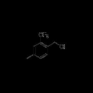 1-(chloromethyl)-2-trifluoromethyl-4-methylbenzene
