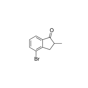 4-Bromo-2-methylindan-1-one