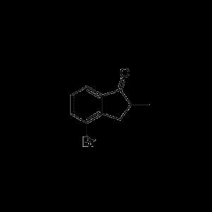 4-Bromo-2-methylindan-1-one