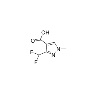 4-Carboxy-3-difluoromethyl-1-methylpyrazole