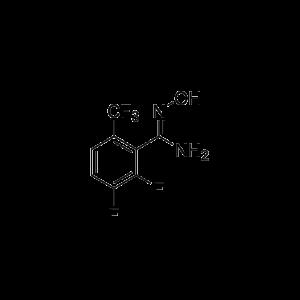 2,3-Difluoro-6-trifluoromethylbenzamidoxime