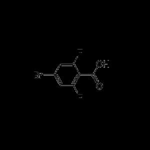 4-Bromo-2,6-difluorobenzoic acid