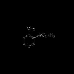 2-Trifluoromethylbenzene sulfonamide