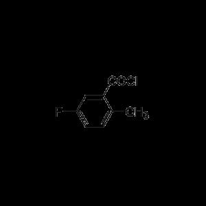 5-fluoro-2-methylbenzoyl chloride
