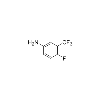 4-Fluoro-3-(trifluoromethyl)aniline