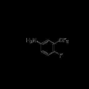 4-Fluoro-3-(trifluoromethyl)aniline