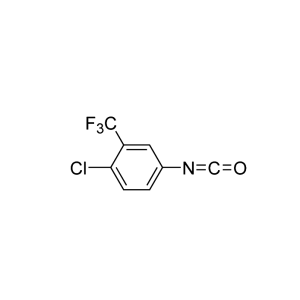 4-Chloro-3-(trifluoromethyl)phenyl isocyanate