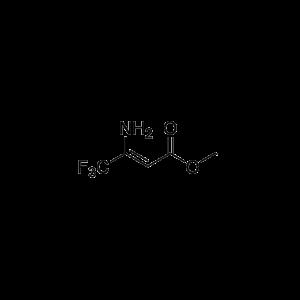 Ethyl 3-amino-4,4,4-trifluro-crotonate