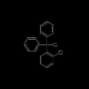 o-Chloro-tritylchloride