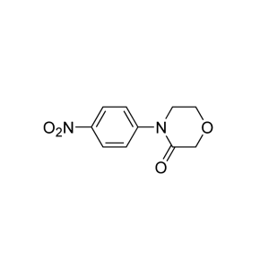 4-(4-Nitrophenyl)morpholin-3-one