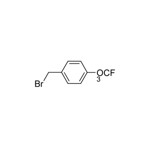 4-(Trifluoromethoxy)benzyl bromide