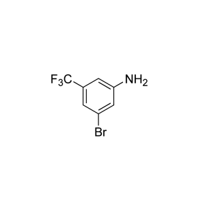 3-Bromo-5-(trifluoromethyl)aniline
