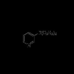 3-Pyridyldiethyl borane