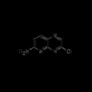 3-Chloropyrido[2,3-b]pyrazin-6-amine