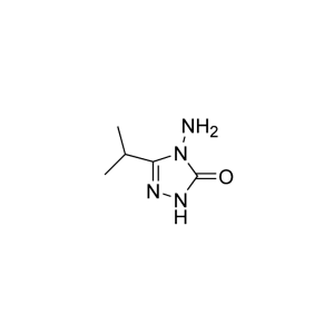 4-Amino-3-isopropyl-1H-1,2,4-triazol-5-one