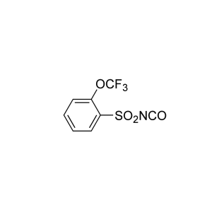 2-(Trifluoromethoxy)benzenesulfonyl isocyanate