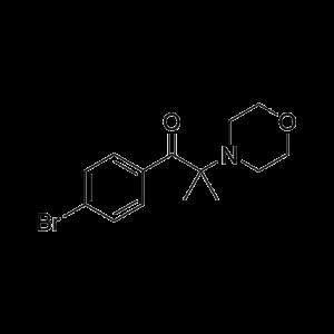 1-(4-Bromophenyl)-2-methyl-2-morpholinopropan-1-one