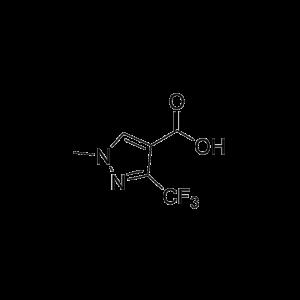 1-Methyl-3-(trifluoromethyl)-1H-pyrazole-4-carboxylic acid