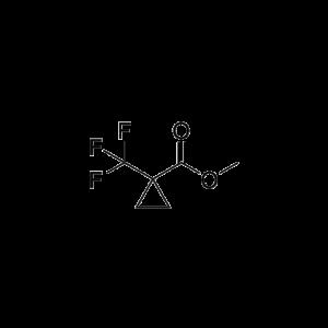 1-(Trifluoromethyl)-cyclopropane-1-carboxylic acid methyl ester