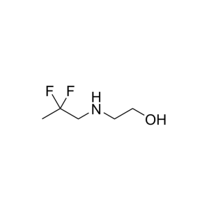 2-(2,2-Difluoropropylamino)-ethanol