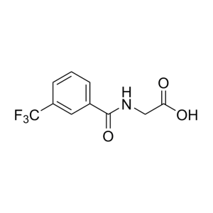 2-(3-(Trifluoromethyl)-benzamido)-acetic acid