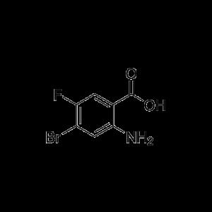 2-Amino-4-bromo-5-fluorobenzoic acid