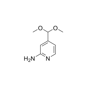 2-Amino-4-dimethoxymethylpyridine