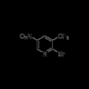 2-Bromo-5-nitro-3-trifluoromethyl-pyridine