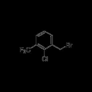 2-Chloro-3-(trifluoromethyl)-benzyl bromide