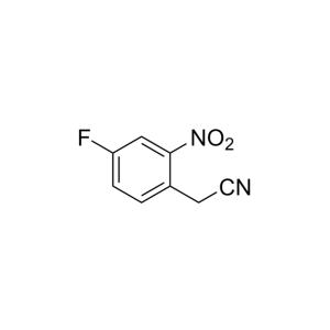 2-Nitro-4-fluorobenzyl cyanide