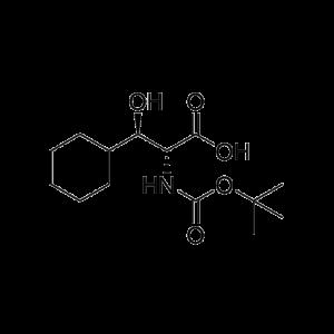 2-tert-Butoxycarbonylamino-3-cyclohexyl-3-hydroxypropionic acid