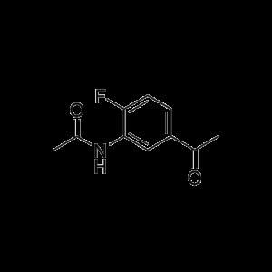 3-Acetylamino-4-fluoroacetophenone