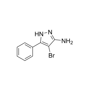 3-Amino-4-bromo-5-phenylpyrazole