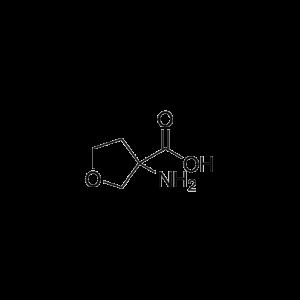3-Aminotetrahydro-3-furancarboxylic acid