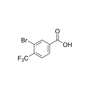3-Bromo-4-(trifluoromethyl)-benzoic acid