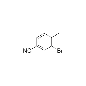 3-Bromo-p-tolunitrile