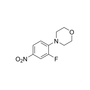 4-(2-Fluoro-4-nitrophenyl)-morpholine