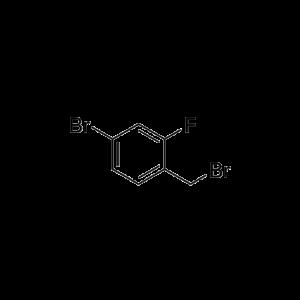 4-Bromo-2-fluorobenzyl bromide