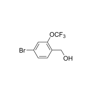 [4-Bromo-2-(trifluoromethoxy)-phenyl]-methanol