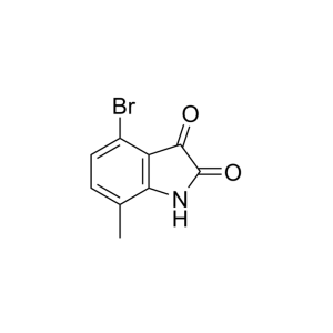 4-Bromo-7-methylisatin