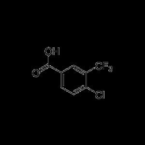 4-Chloro-3-(trifluoromethyl)-benzoic acid
