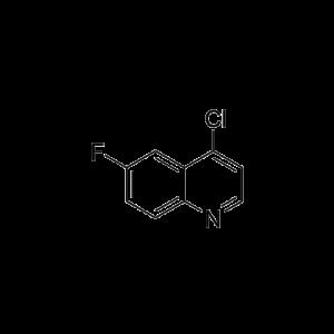4-Chloro-6-fluoroquinoline