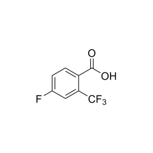 4-Fluoro-2-(trifluoromethyl)-benzoic acid