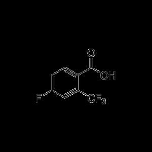 4-Fluoro-2-(trifluoromethyl)-benzoic acid