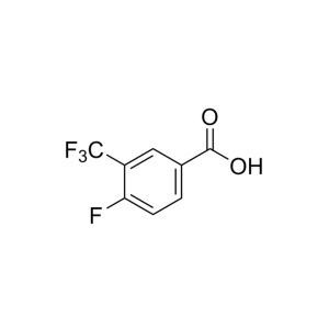 4-Fluoro-3-(trifluoromethyl)-benzoic acid