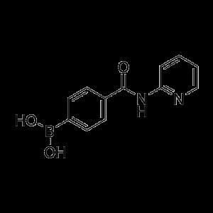 4-(Pyridin-2-yl-aminocarbonyl)-benzeneboronic acid