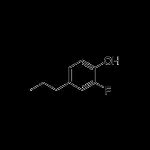 4-n-Propyl-2-fluorophenol