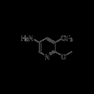 5-Amino-2-methoxy-3-(trifluoromethyl)pyridine