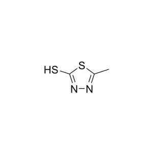 5-Mercapto-2-methyl-1,3,4-thiadiazole